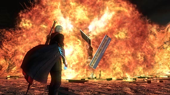 View preview and trailer of Devil May Cry 4