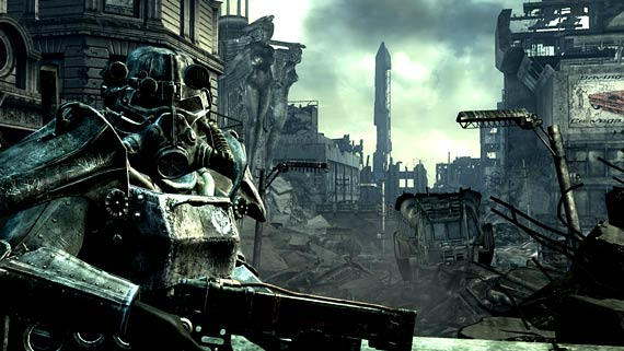 Preview screenshots from Fallout 3