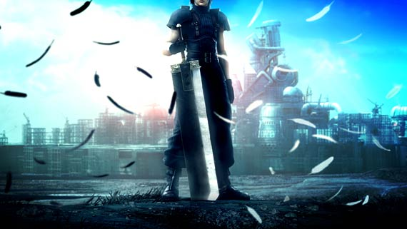 View Art Gallery of Crisis Core: Final Fantasy VII