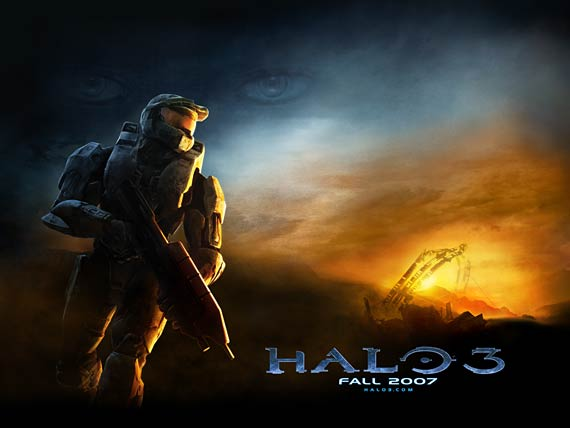 View art gallery of Halo 3