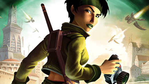 Beyond Good and Evil's Jade