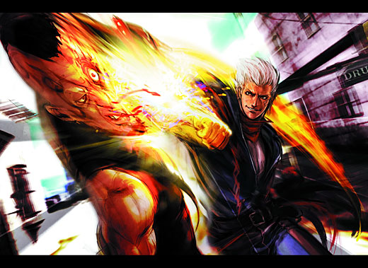 God Hand Screenshot