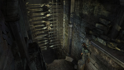 Tomb Raider Underworld: Beneath the Ashes DLC Screenshot