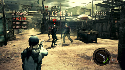 Resident Evil 5 PVP DLC Screenshot