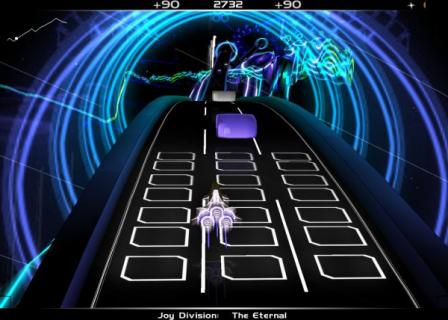 Audiosurf Review Image 1