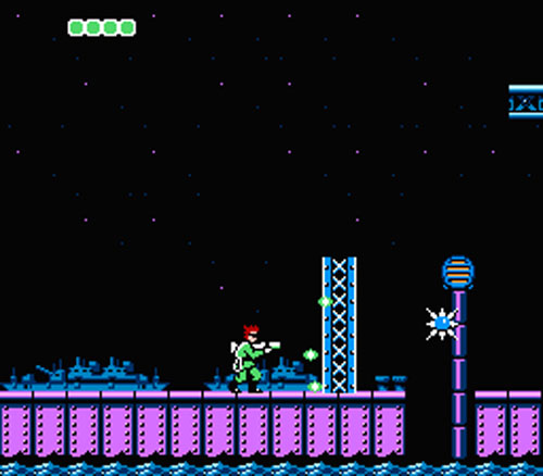 That's right, it's Bionic Commando.