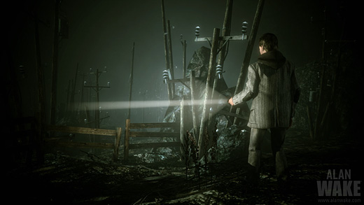 Alan Wake: The Signal Screenshot