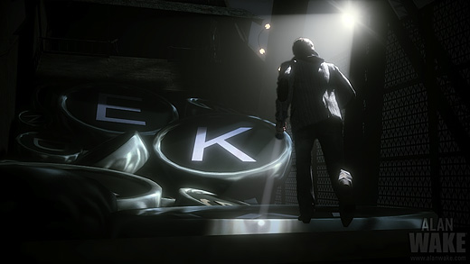 Alan Wake: The Writer Screenshot