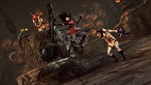 American McGee's Alice: Madness Returns Screenshot