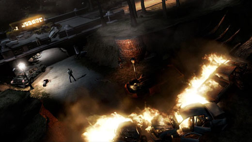 Alone in the Dark: Inferno PS3 Screenshot