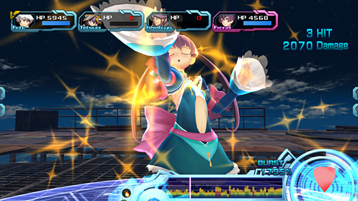 Ar tonelico Qoga: Knell of Ar Ciel Screenshot