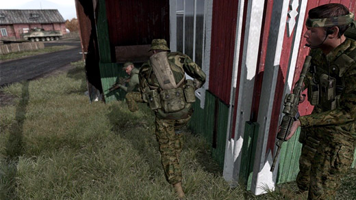 ARMA II Screenshot