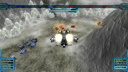 Armor Valley Screenshot