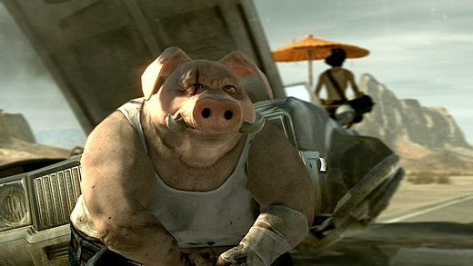 Beyond Good & Evil 2's not exactly a sure thing