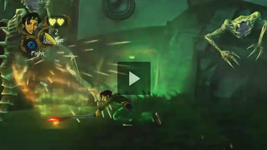 Video: Beyond Good & Evil HD: First eight minutes