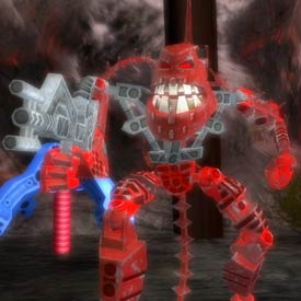 Read review of Bionicle Heroes