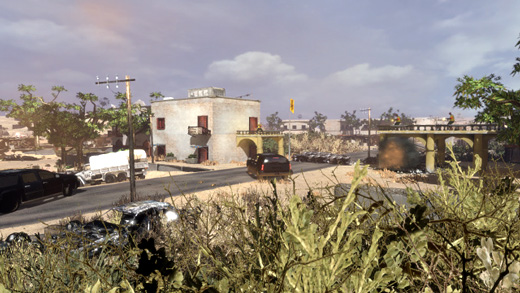 Blackwater (Kinect) Screenshot