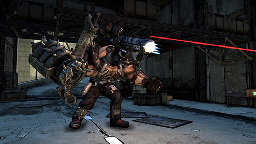 Borderlands: The Secret Armory of General Knoxx Screenshot