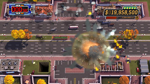 Burnout Crash! Screenshot