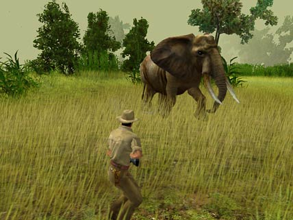 Cabela's African Safari Screenshot