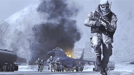 That Bay State of Mind: Modern Warfare 2's boom-filled campaign