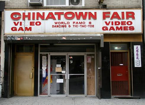 Chinatown Fair closing its doors