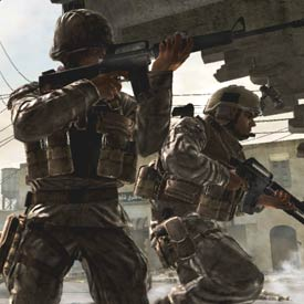Read review of Call of Duty 4: Modern Warefare