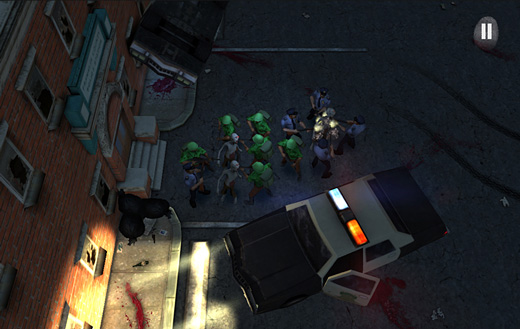 Containment: The Zombie Puzzler Screenshot