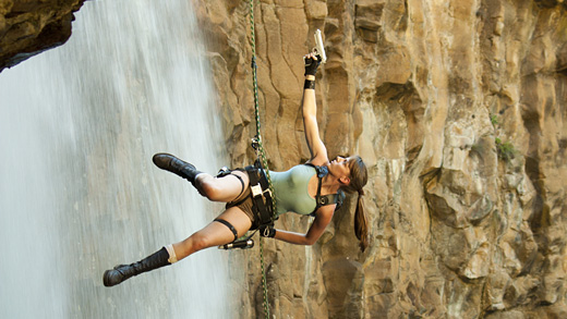 Tomb Raider - Lara Croft Cosplay