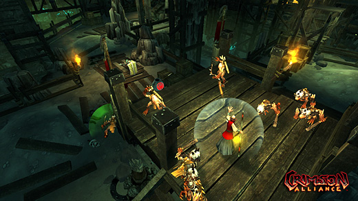 Crimson Alliance Screenshot