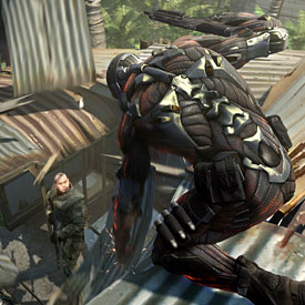 Read review of Crysis