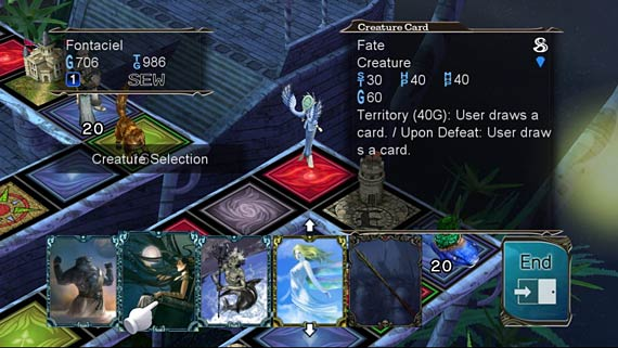 Culdcept Saga Screenshot