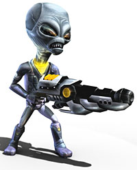 Read review of Destroy All Humans! 2