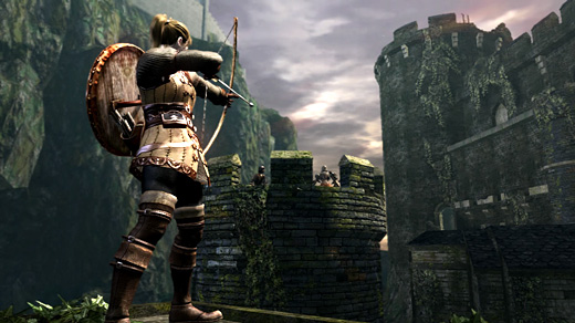 Dark Souls Screenshot