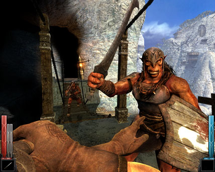 Dark Messiah Might & Magic Screenshot
