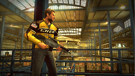 Dead Rising: Case West Screenshot