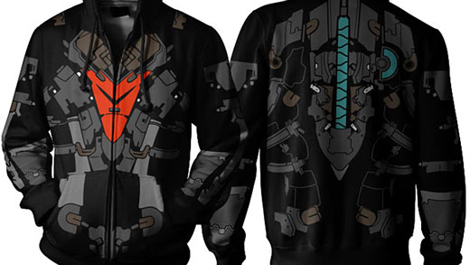 Dead Space - Isaac Clarke Advance RIG Hoodie