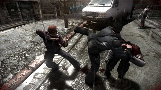 Dead to Rights: Retribution Screenshot