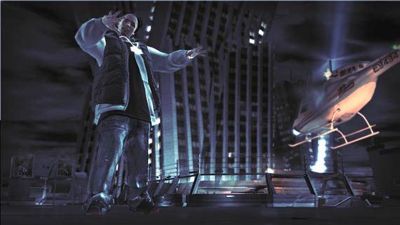 Def Jam Icon Screenshot