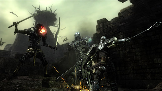 Early impressions of Atlus' Demon's Souls