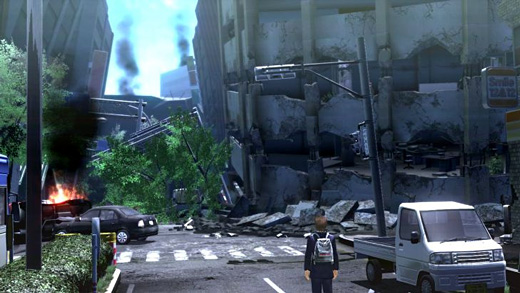 Disaster Report 4 Screenshot