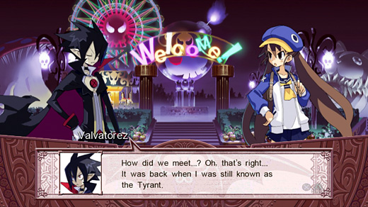 Disgaea 4: A Promise Unforgotten Screenshot