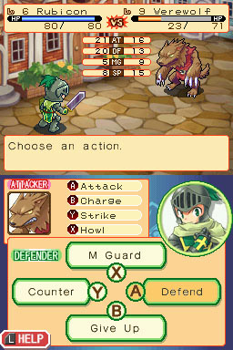 Dokapon Journey Screenshot