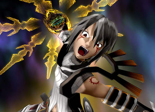 .hack//G.U. Volume 3: Redemption Screenshot