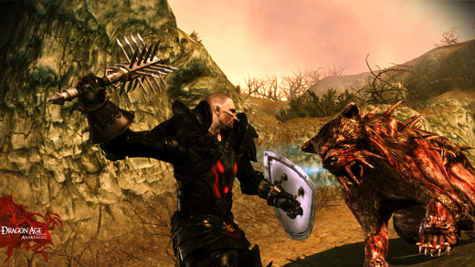 Dragon Age: Origins — Awakening Screenshot