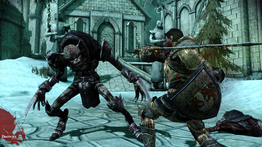Dragon Age: Origins — Return to Ostagar Screenshot