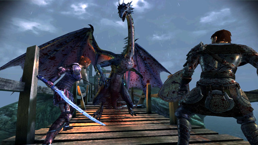 Dragon Age: Origins--Leliana's Song Screenshot