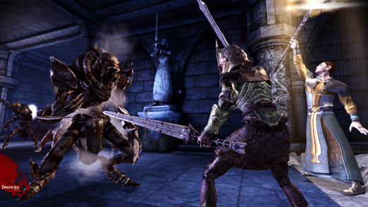Dragon Age: Origins — Witch Hunt Screenshot