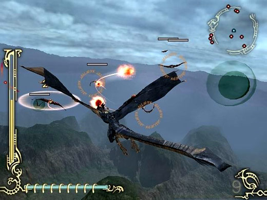 Drakengard 2 Screenshot