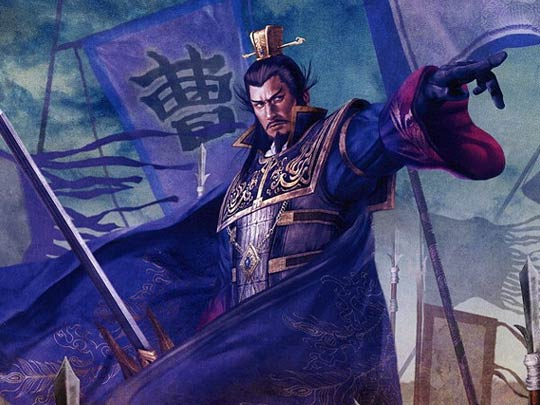 View Dynasty Warriors 6 Art Gallery
